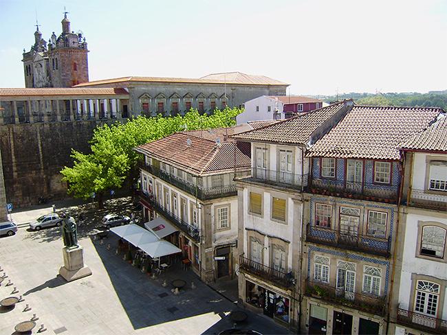 Viseu, Praça de Don Duarte
